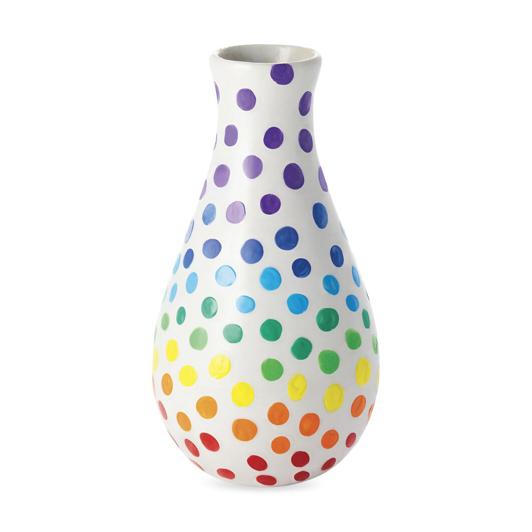 Paint Your Own Vase in color