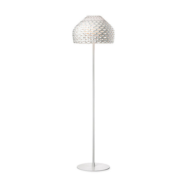 Tatou Floor Lamp in color