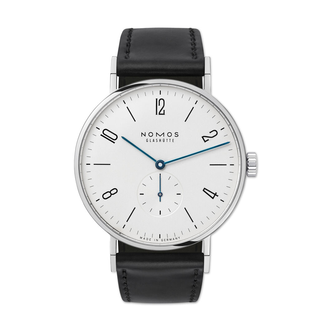 Nomos Tangente 38mm Mechanical Watch in color