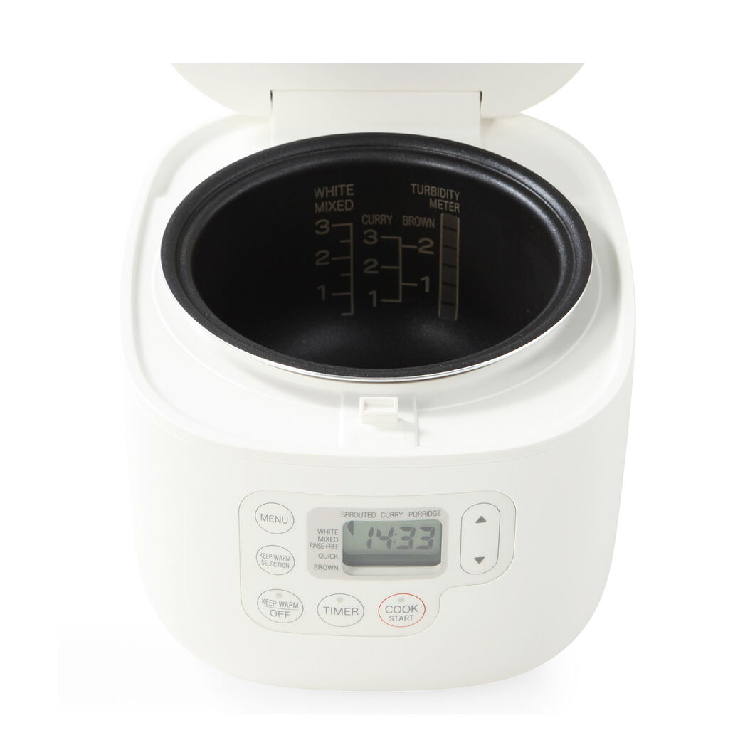 MUJI Rice Cooker in color