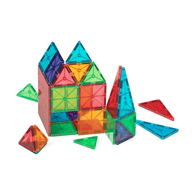Magna-Tiles 32 Pcs. in color
