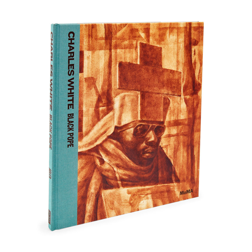 Charles White: Black Pope in color