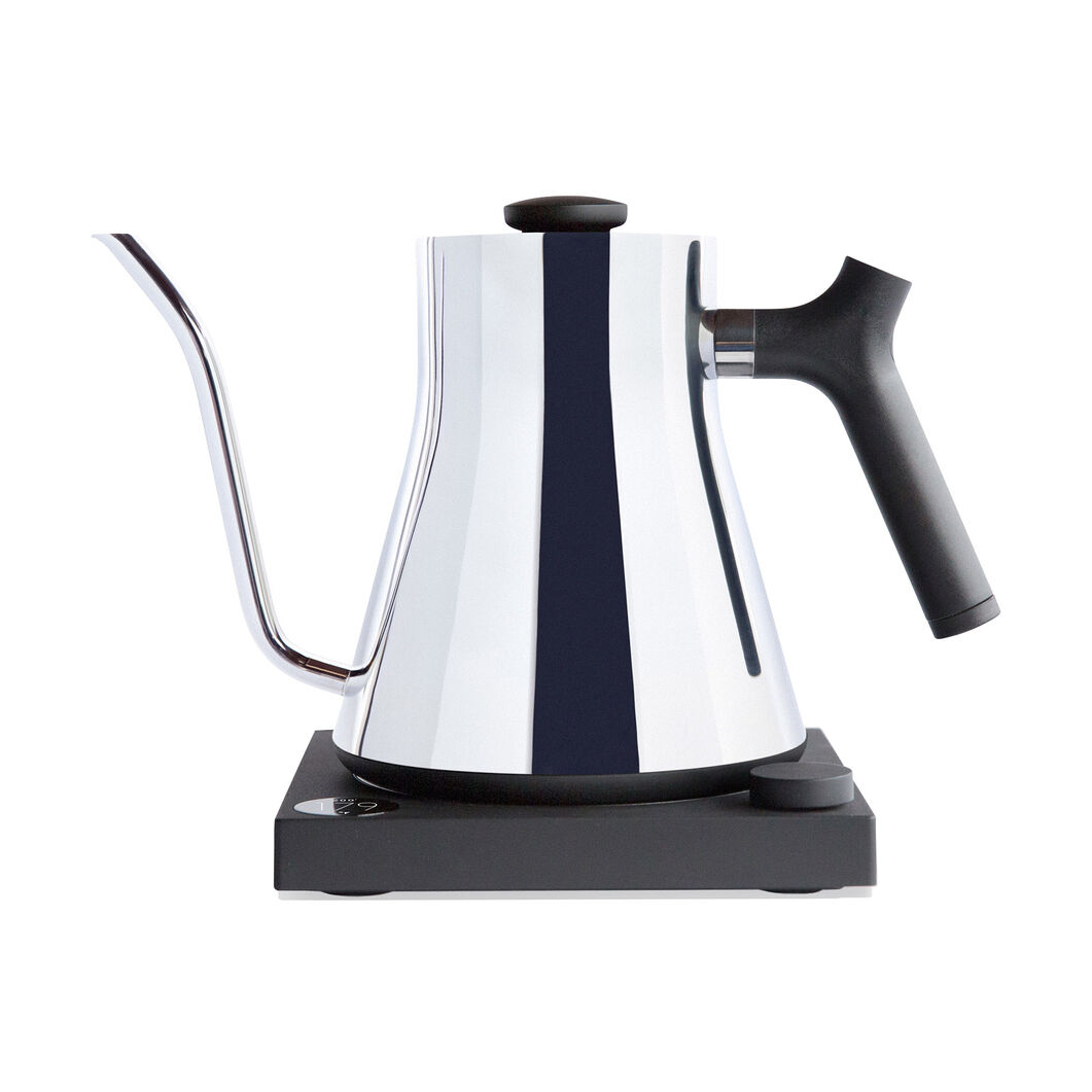 Stagg EKG Temperature-Control Pour-Over Electric Kettle in color Stainless Steel Polished