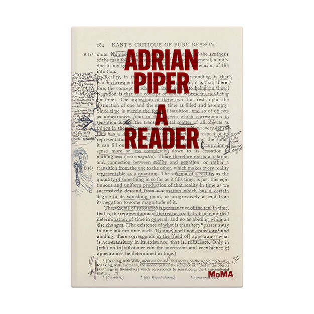 Adrian Piper: A Reader in color