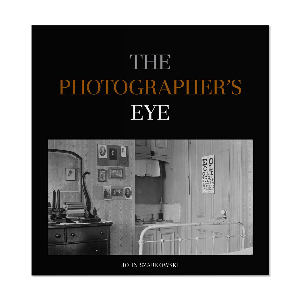 The Photographer's Eye - Paperback in color