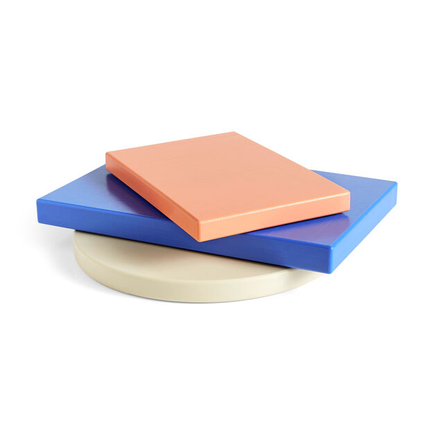 HAY Chopping Boards in color Blue