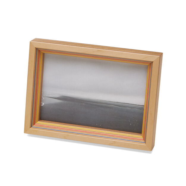 Paper-Wood Picture Frames in color Wood