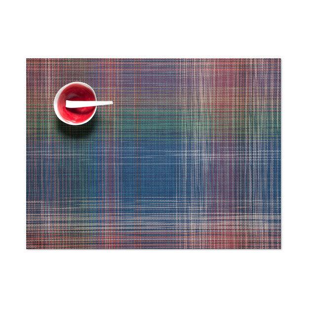 Chilewich Plaid Placemat in color