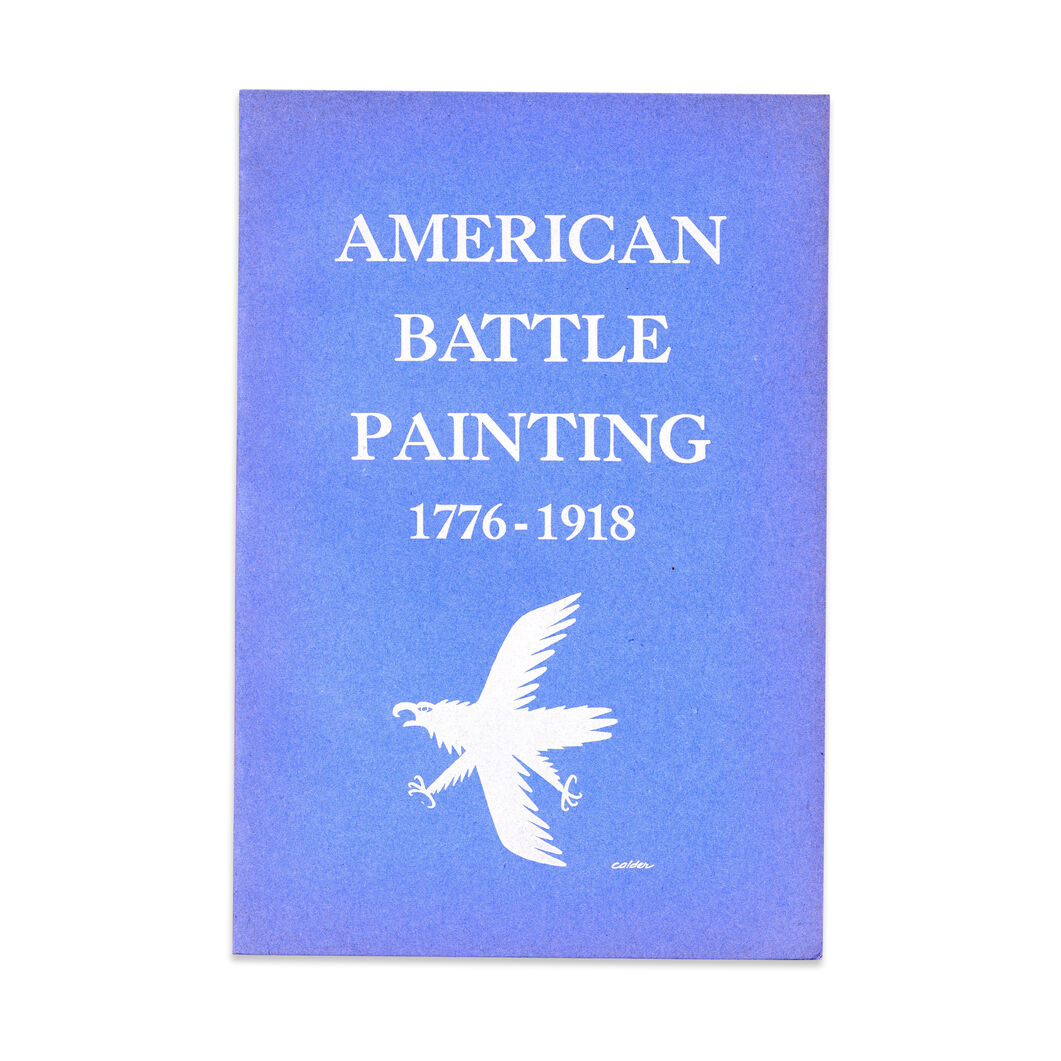 American Battle Painting 1776-1918 - Paperback in color