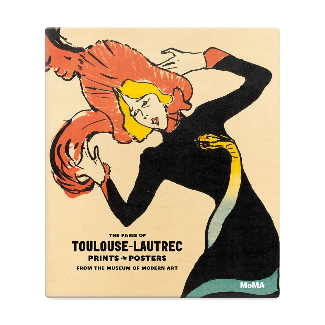 The Paris of Toulouse-Lautrec: Prints and Posters from The Museum of Modern Art in color
