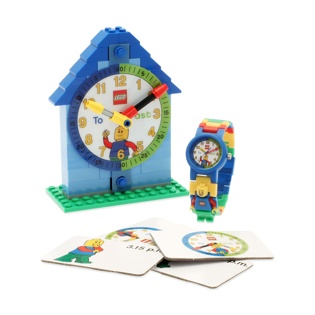 LEGO Clock & Watch Time Teacher in color