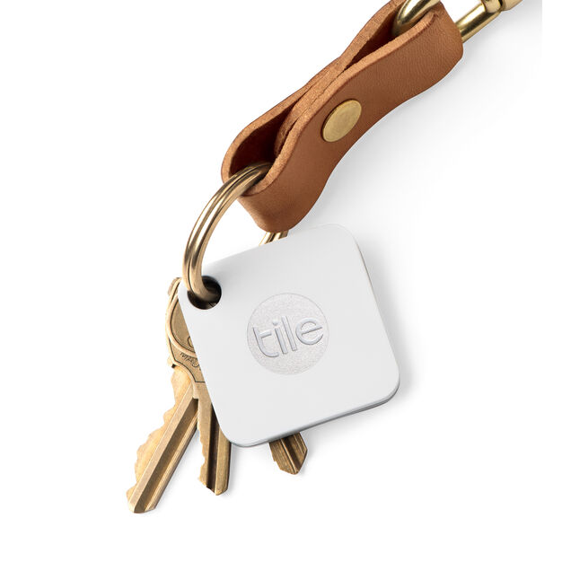 Tile Mate- 4 Pack in color White