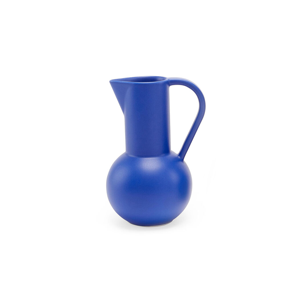 Raawii Strøm Jug in color Horizon Blue