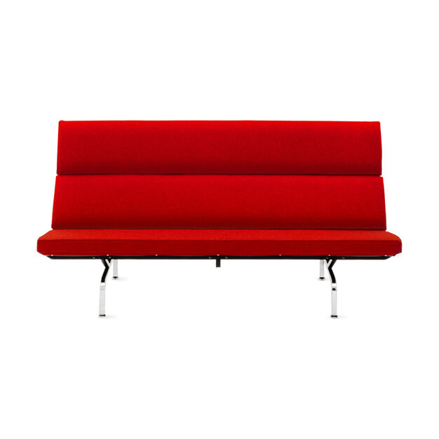 Eames Compact Sofa in color