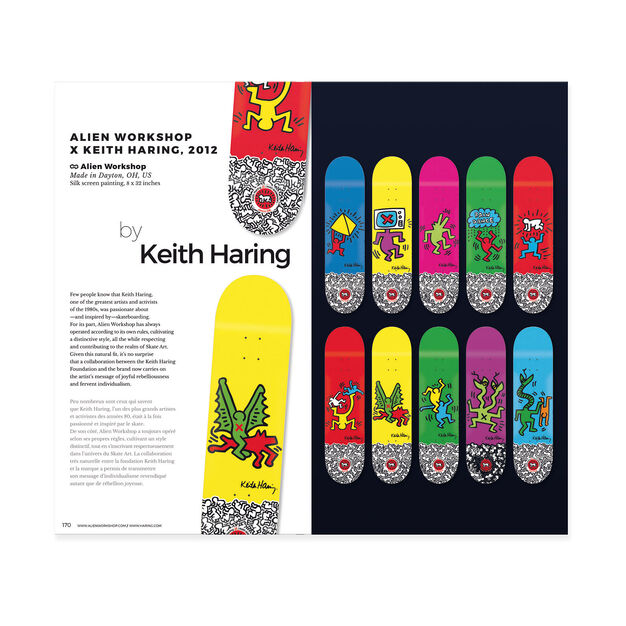 Skateart: From the Object to the Artwork - Hardcover in color