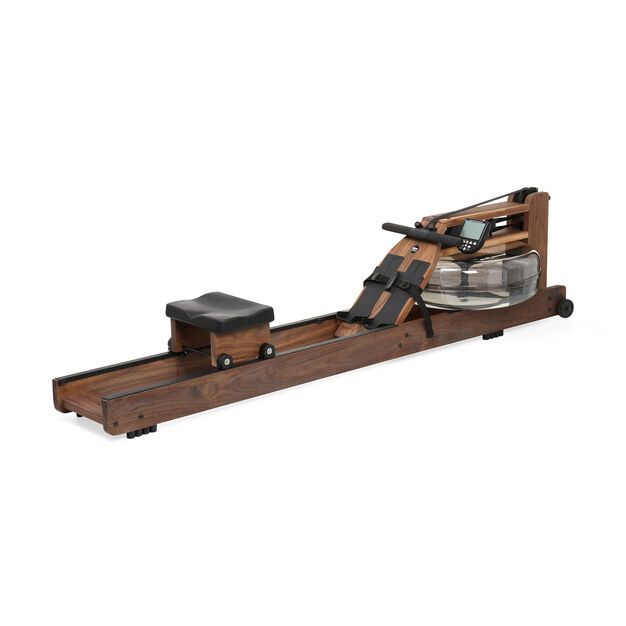 WaterRower Rowing Machine Model #300 S4 in Walnut Wood in color Walnut