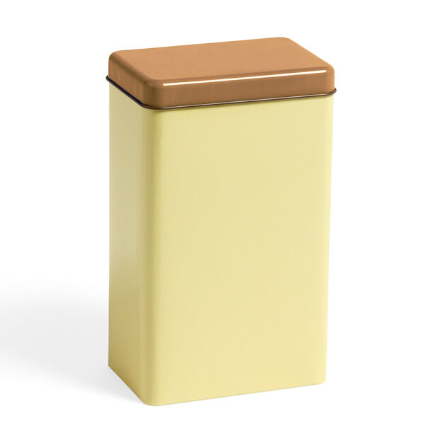 HAY George Sowden Tins in color Yellow