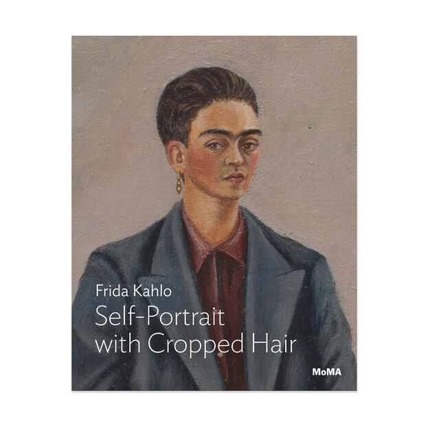 Frida Kahlo: Self-Portrait with Cropped Hair - Paperback in color