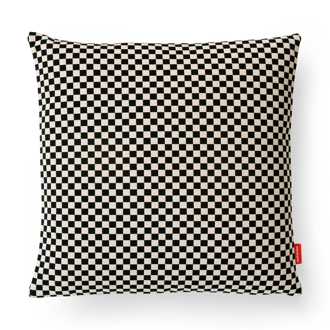 Checker Pillow in color