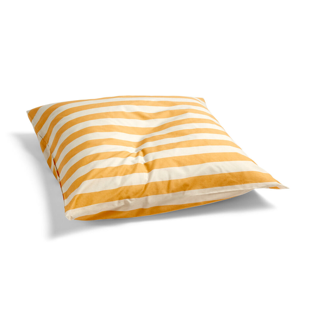HAY Été Pillowcase in color Warm Yellow