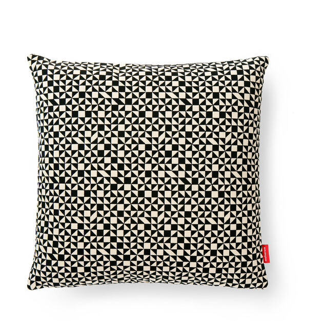 Checker Split Pillow in color
