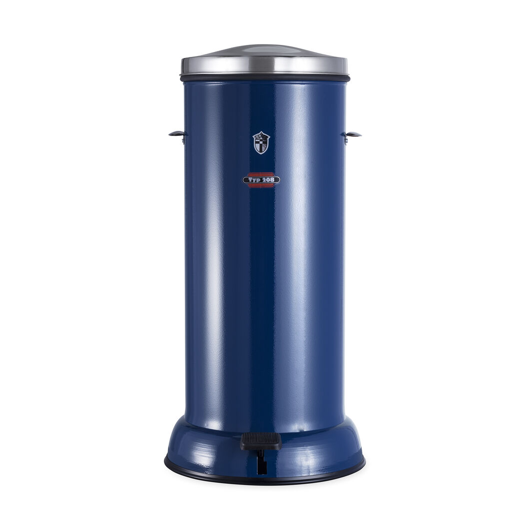 Erpa Trash Can in color Navy