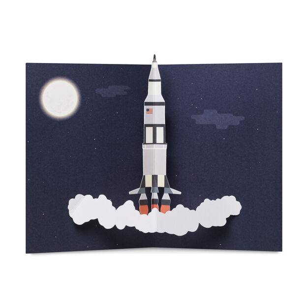 Out of This World Pop-Up Note Cards - Set of 6 in color