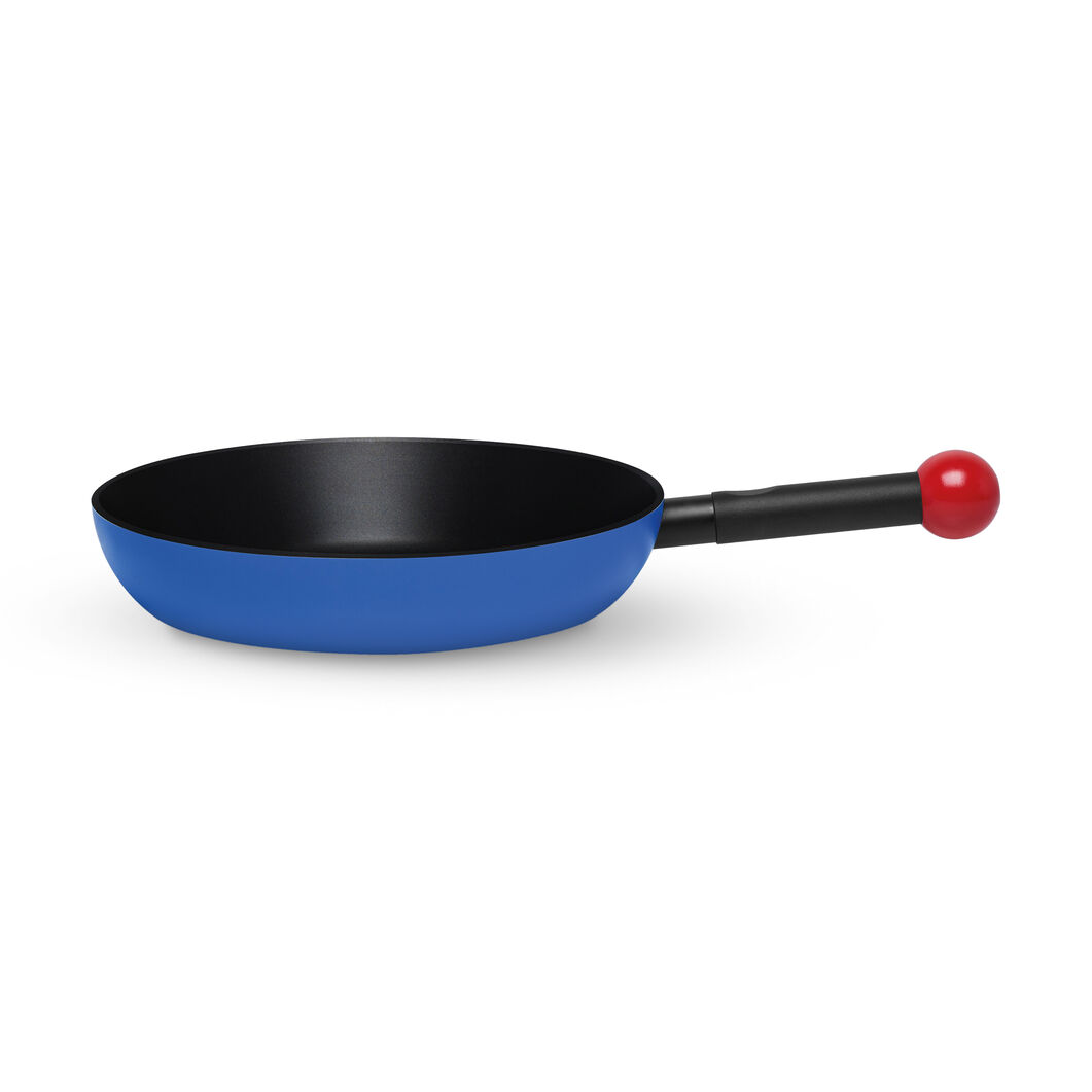 Bubble Frying Pan in color