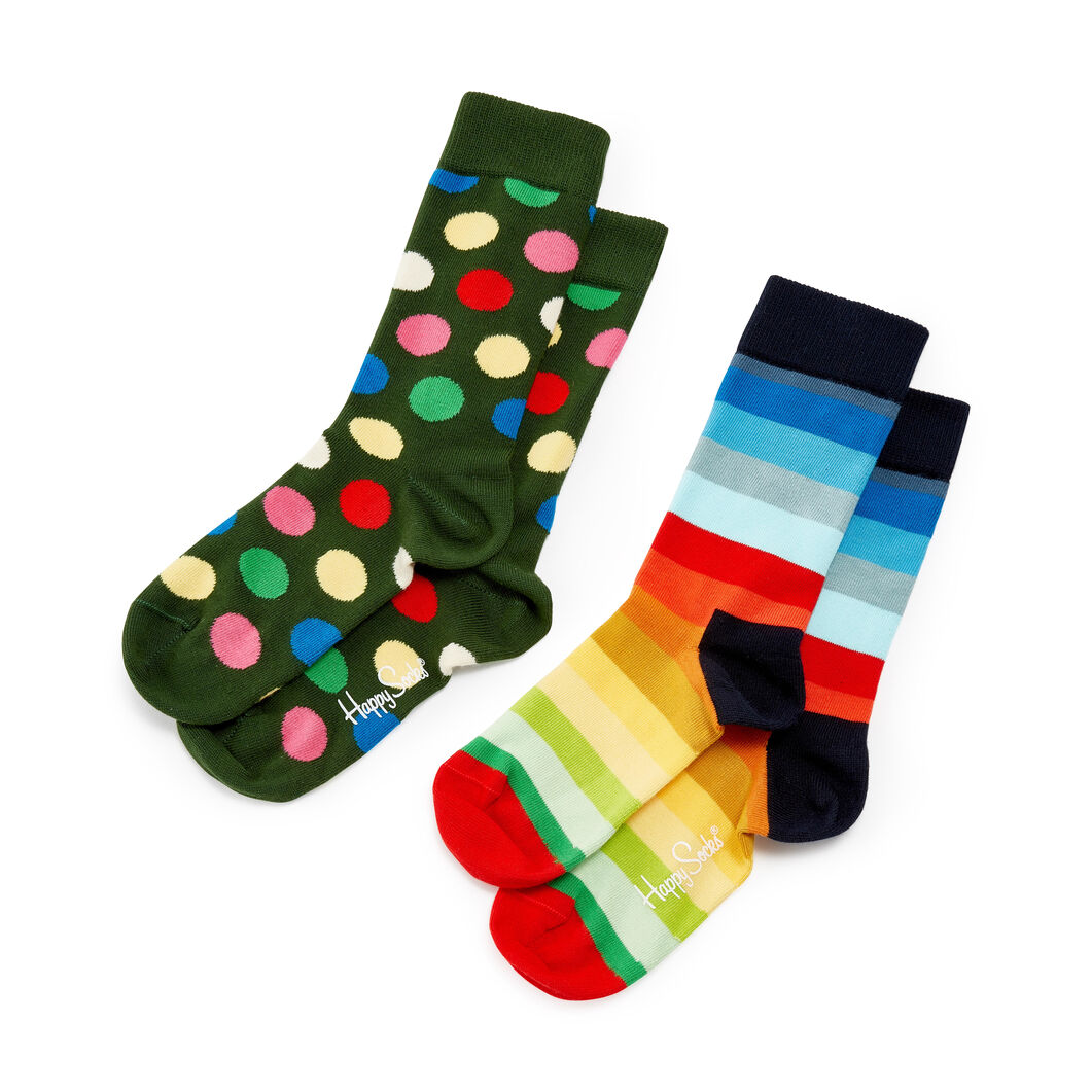 Happy Socks Holiday Set in color