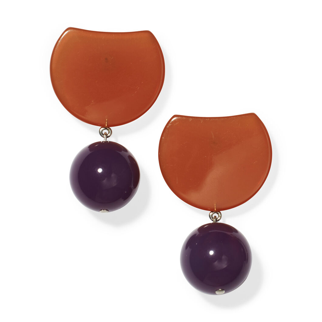 Rachel Comey Hoon Earrings in color