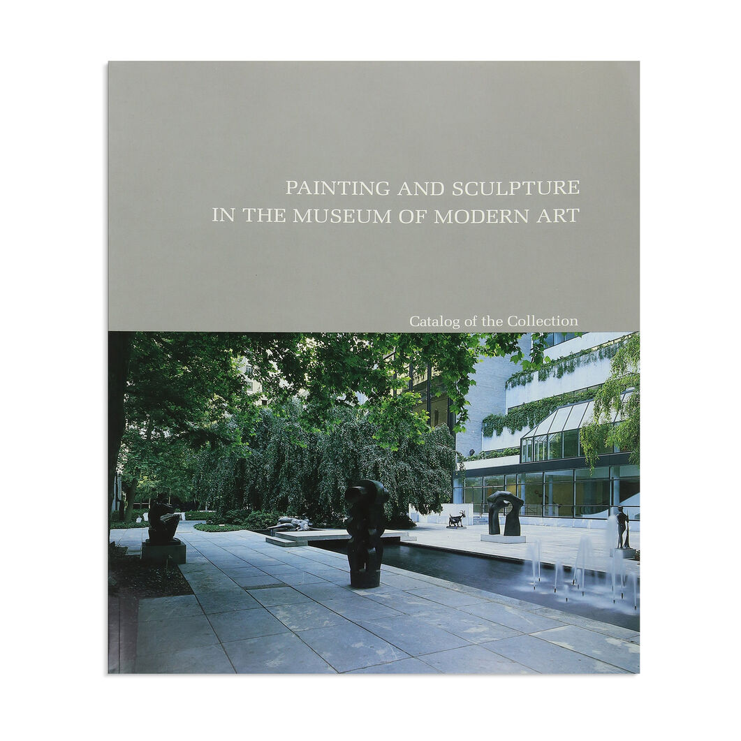 Painting and Sculpture in The Museum of Modern Art: Catalog of the Collection, 1987 - Paperback in color