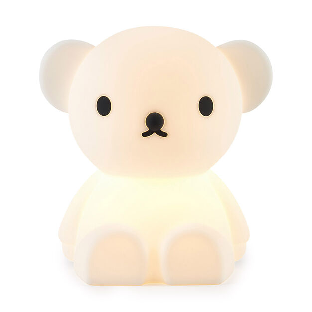 Small Night Light - Miffy, Boris, Lion in color White