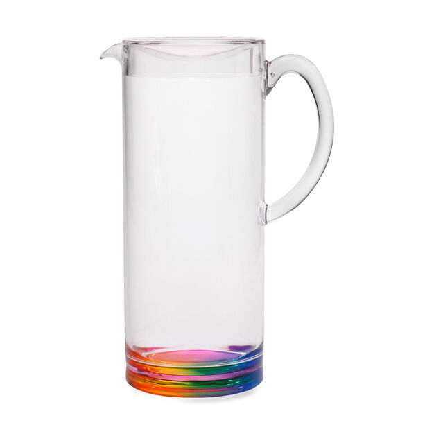 Rainbow Pitcher in color