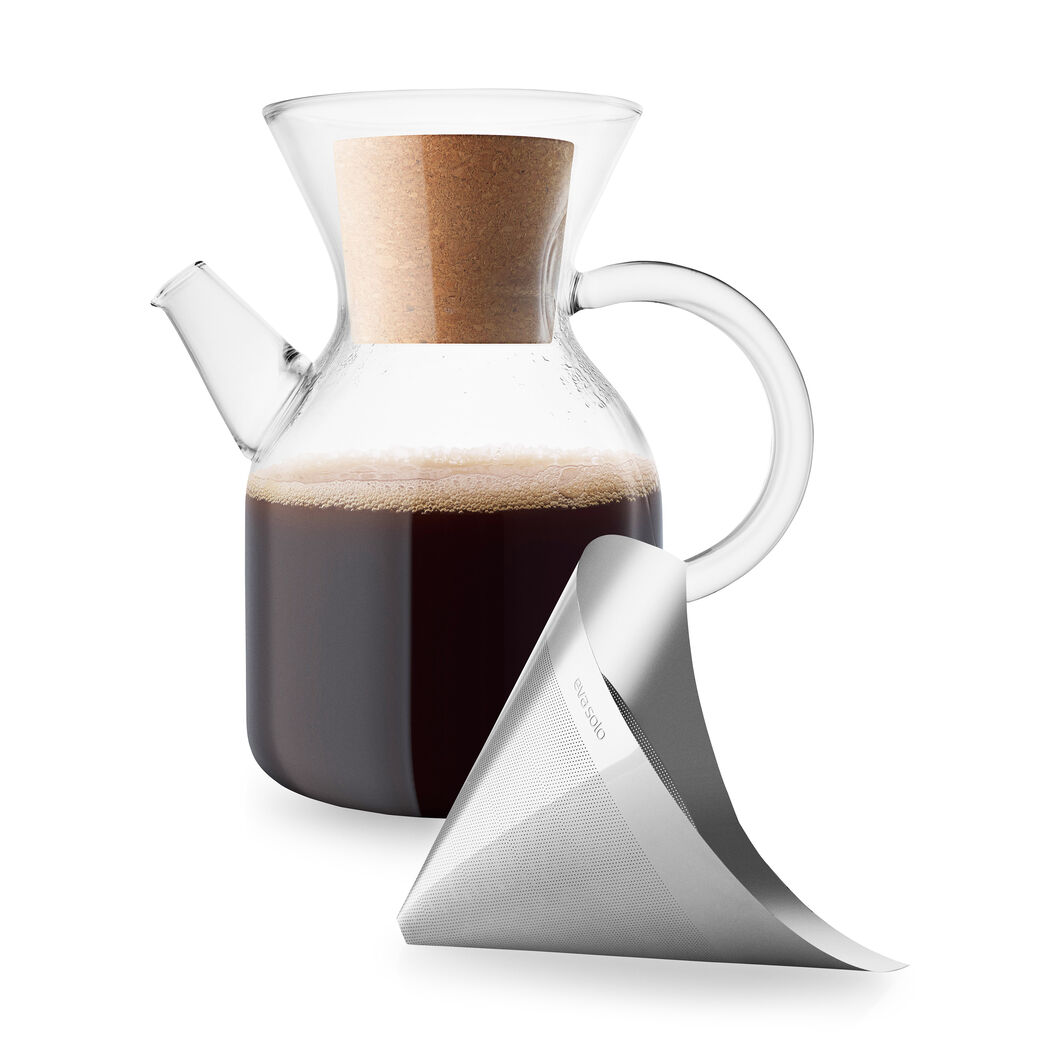 Pour-Over Coffee Maker in color