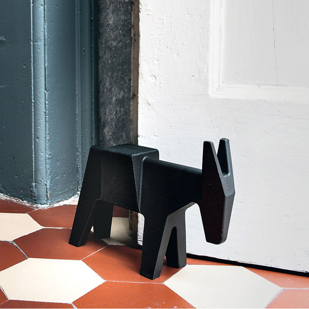 Ettore Donkey Doorstop in color