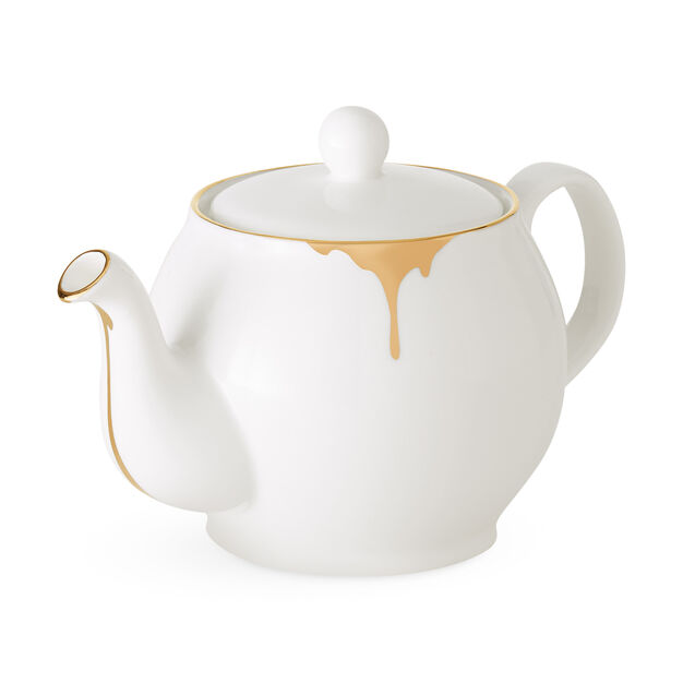 Drip Tease Collection Teapot in color