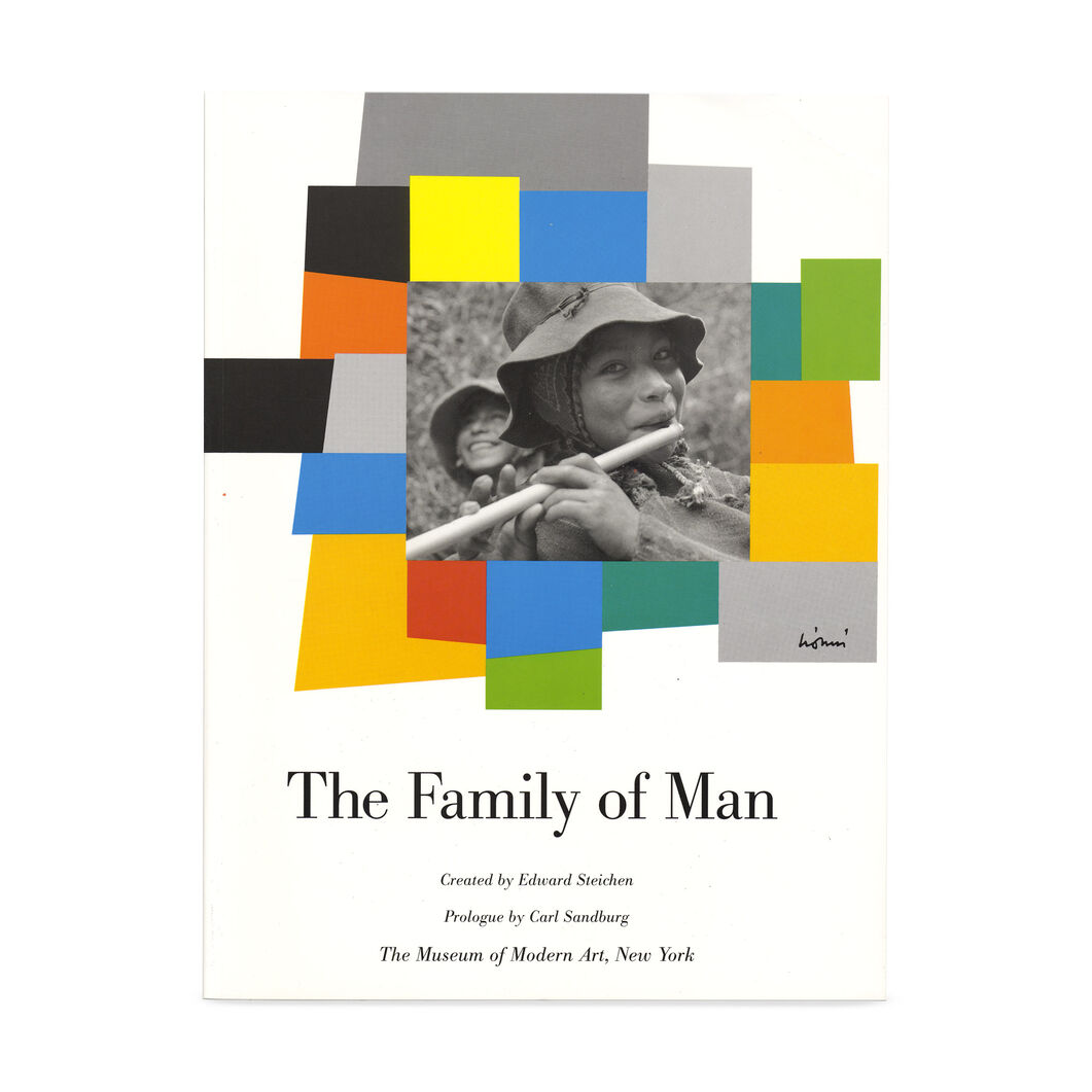 The Family of Man - Paperback in color