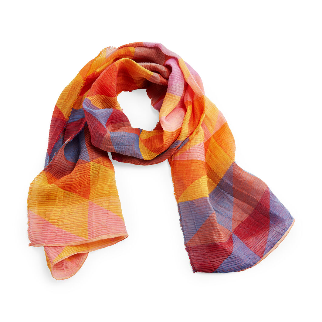 Lumiere Scarf in color Red