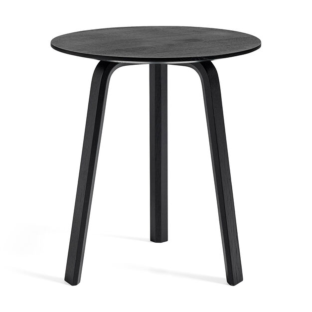 HAY Bella Side Table in color Black