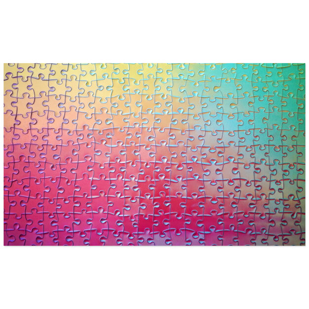 Color-Changing Jigsaw Puzzle - 1,000 Pieces in color