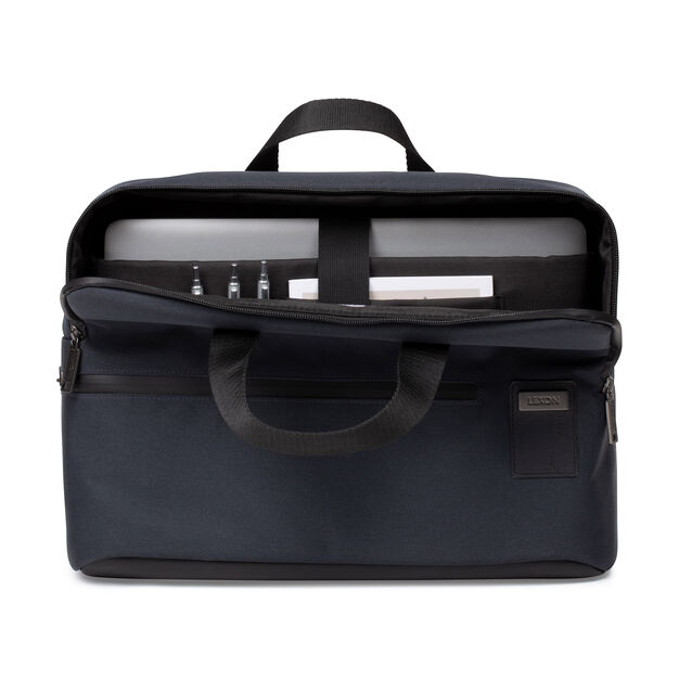 Lexon Track Document Bag in color Blue