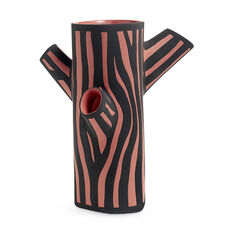 HAY Tree Trunk Vase in color Pink