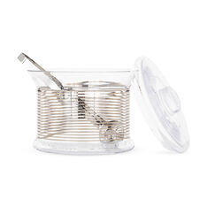 Tank Striped Ice Bucket in color
