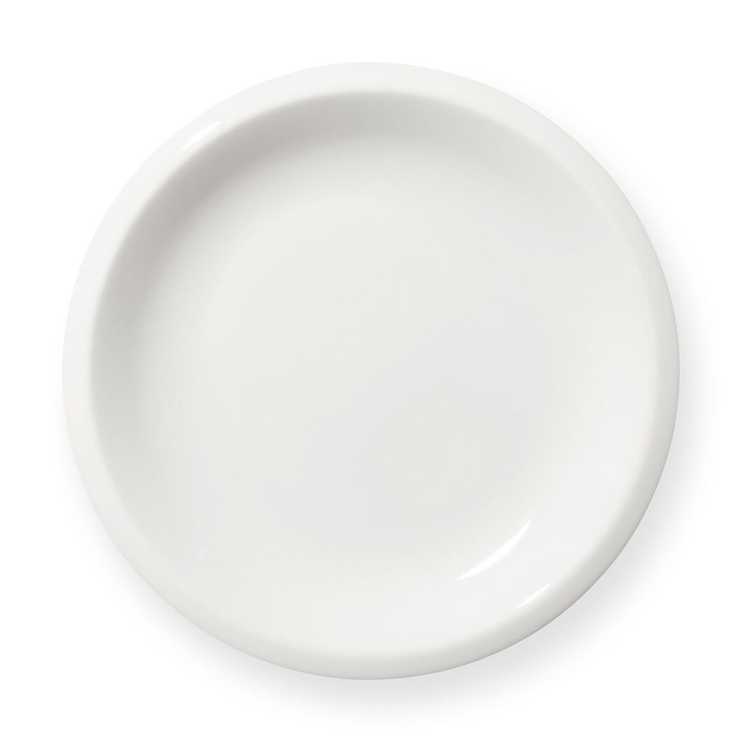 Iittala Raami Porcelain Plate in color White