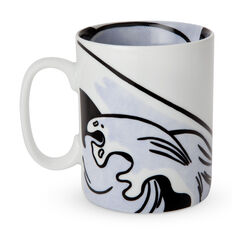 Roy Lichtenstein: Drowning Girl Mug in color