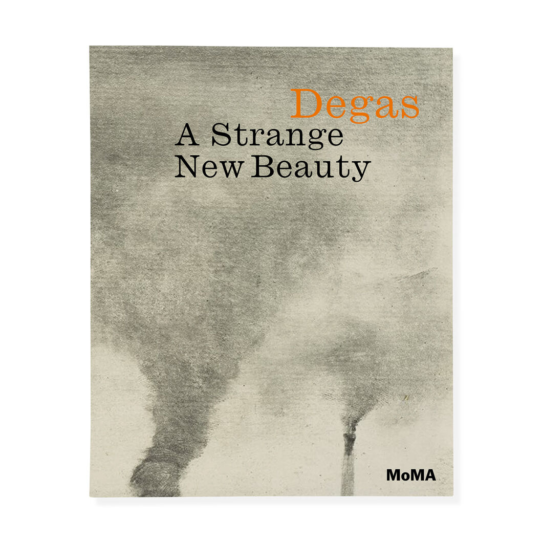Degas: A Strange New Beauty (Exhibition Catalogue) in color