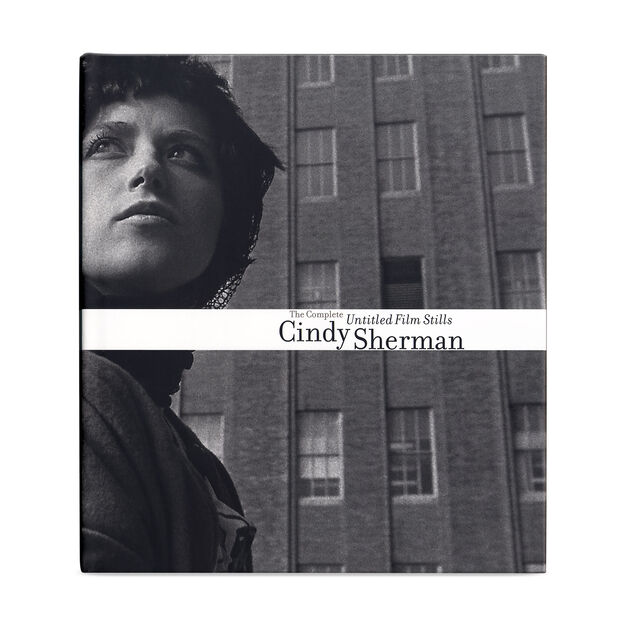 Cindy Sherman: The Complete Untitled Film Stills (HC) in color