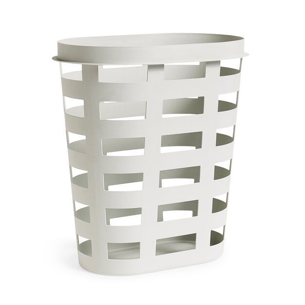 HAY Laundry Basket in color Grey