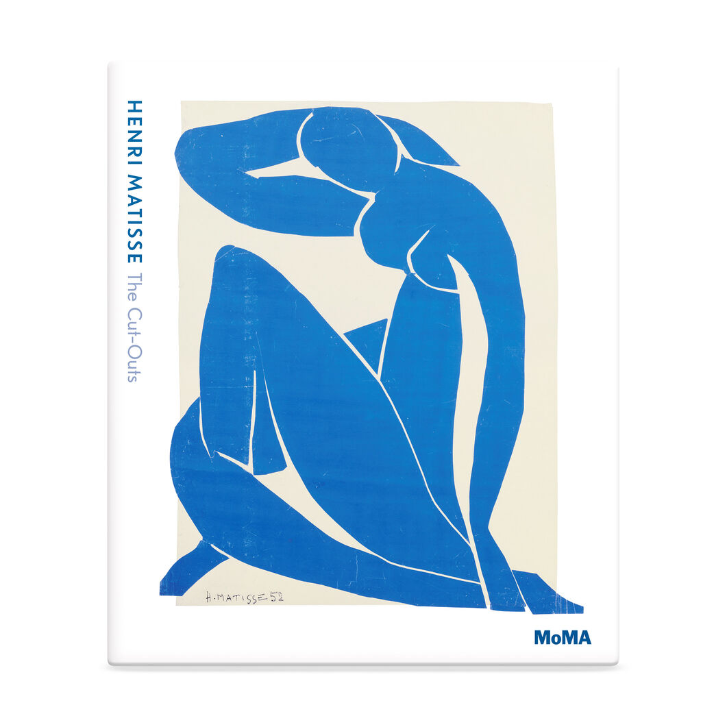 Henri Matisse The Cut Outs Henri Matisse: The Cut-Outs Exhibition Catalogue HC in color