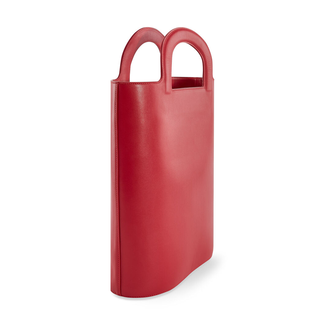 Audette Cabas Tote Bag in color